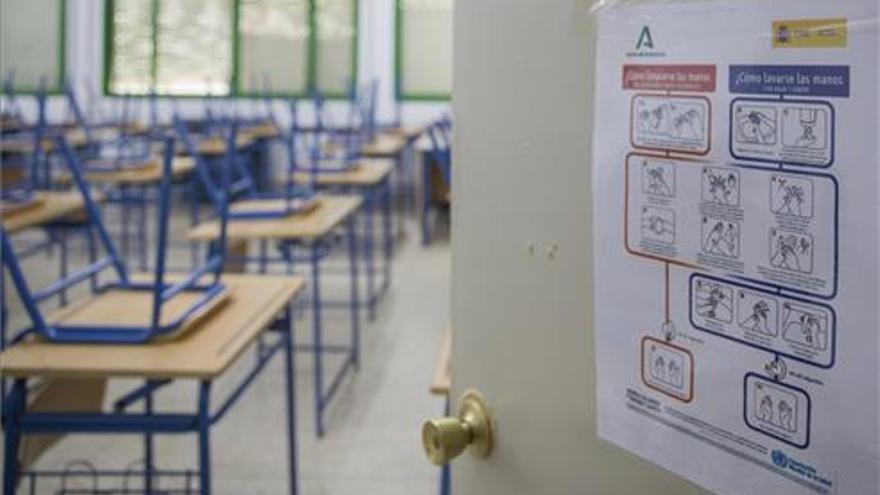Puig espera que los alumnos se vacunen en las primeras semanas de curso