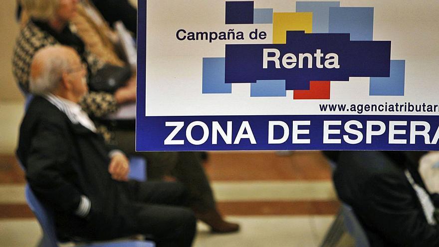 Más de 13.000 alicantinos aún siguen pendientes de la devolución de la Renta