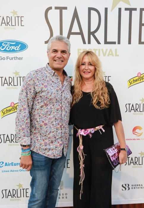Las imágenes del concierto de los Beach Boys en el Starlite Festival