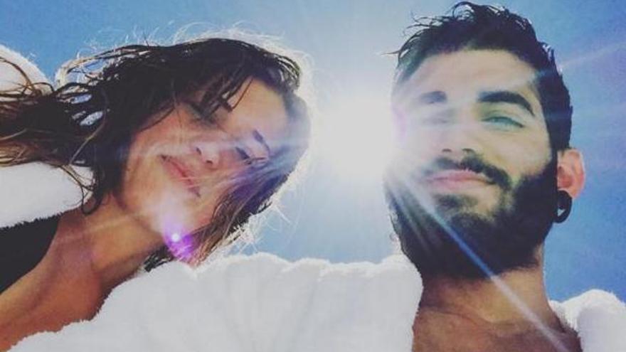 La conmovedora felicitación de la novia de Pablo Ráez por su 21 cumpleaños