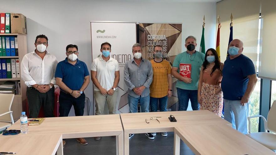 Firmado el nuevo convenio de la madera y el mueble para la provincia de Córdoba