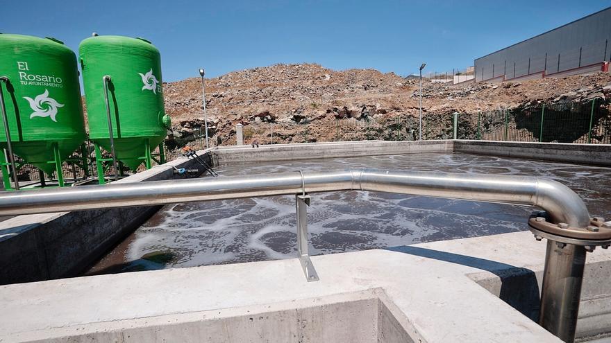 La Campana, primer polígono industrial de Canarias con estación depuradora