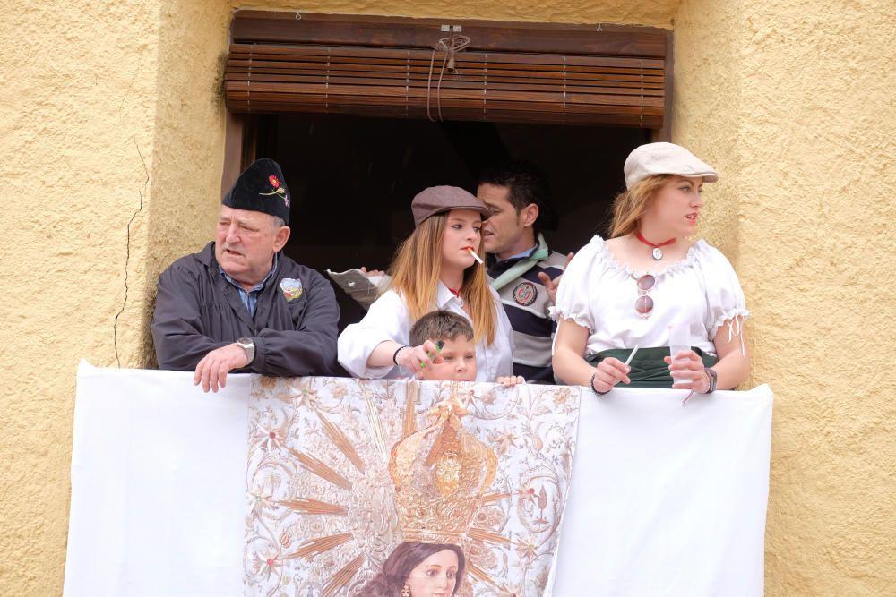 Entrada de Moros y Cristianos en Biar