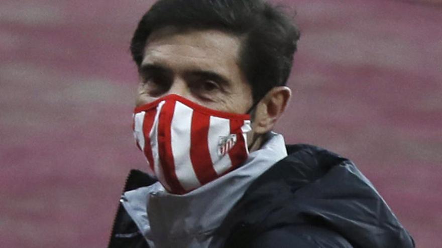 A Marcelino se le acumulan las bajas para el Athletic - Valencia