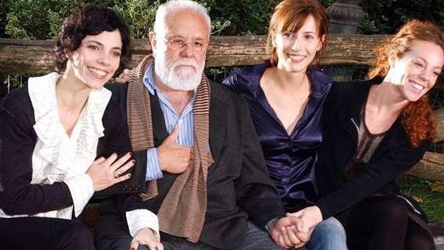 Bárbara Goenaga y Borja Sémper, un amor de película con final feliz