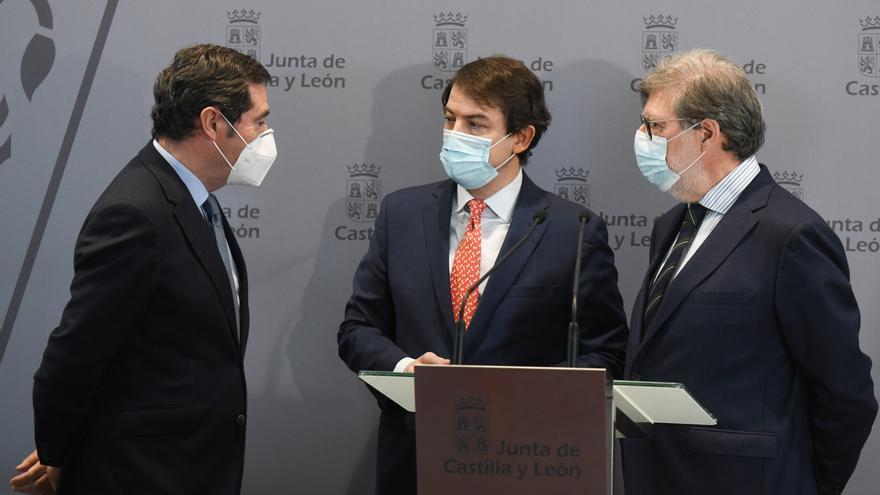 Castilla y León y la CEOE impulsarán cribados masivos en las empresas