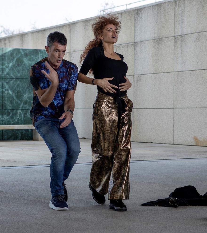 Penélope Cruz y Antonio Banderas se reúnen en la gran pantalla con 'Competencia oficial'