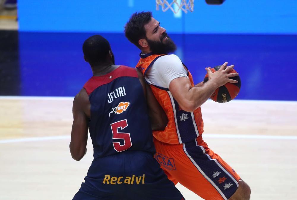 Valencia Basket - Baskonia