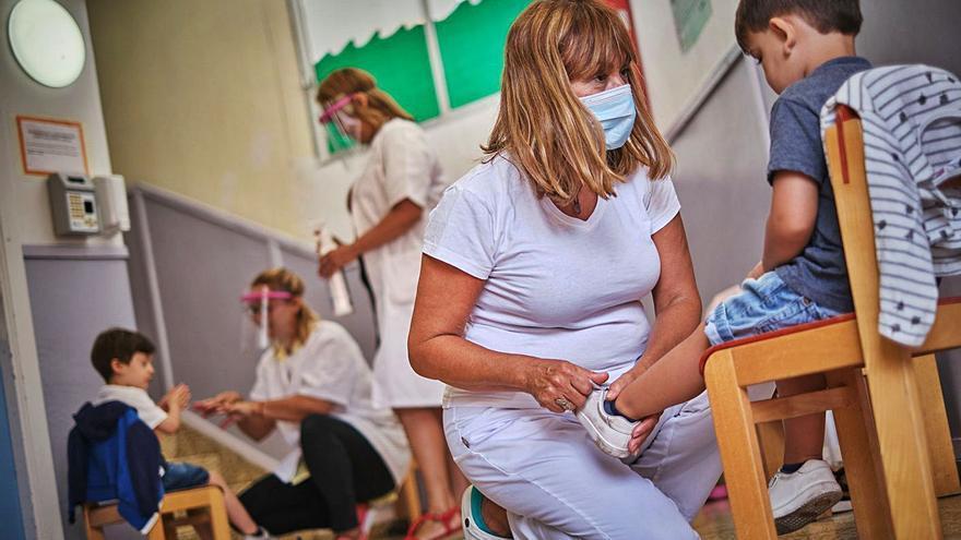 Los docentes canarios se formarán sobre medidas preventivas ante el covid