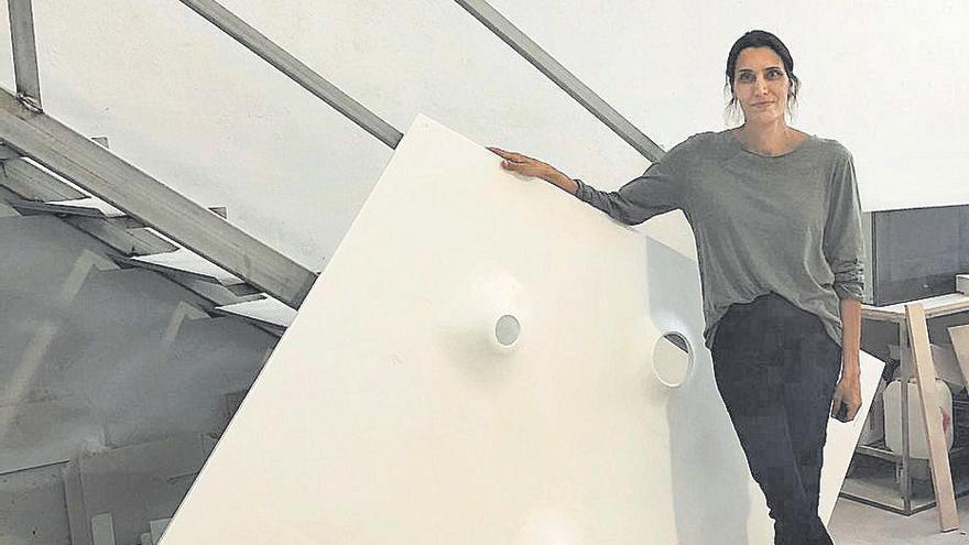 Nit de l'Art: Amparo Sard impulsa el futuro grado universitario en Bellas Artes