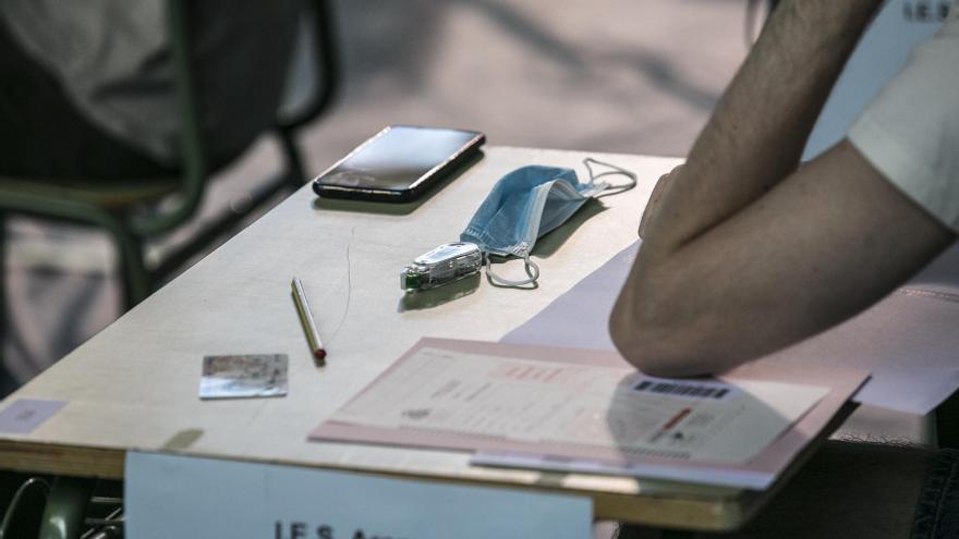 Estos son los horarios para las pruebas de la EBAU en la Universidad de Oviedo
