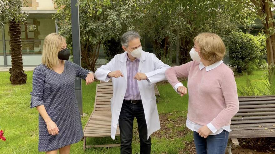 Elena y Remedios, dos castellonenses que han superado un cáncer sin quimioterapia