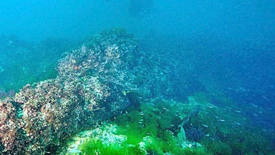 La ría del Eo quiere crear un parque arqueológico subacuático en la ensenada de Arnao (Castropol)