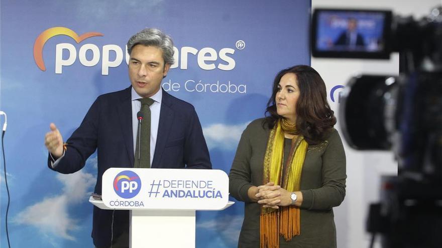 El PP denuncia el rechazo a otro enlace con la autovía A-45 en Lucena