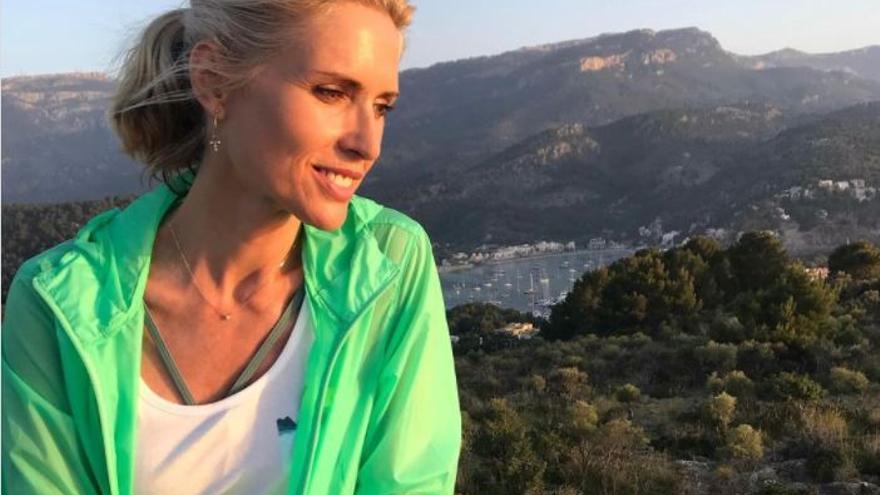 La modelo y presentadora Judit Mascó está en Mallorca