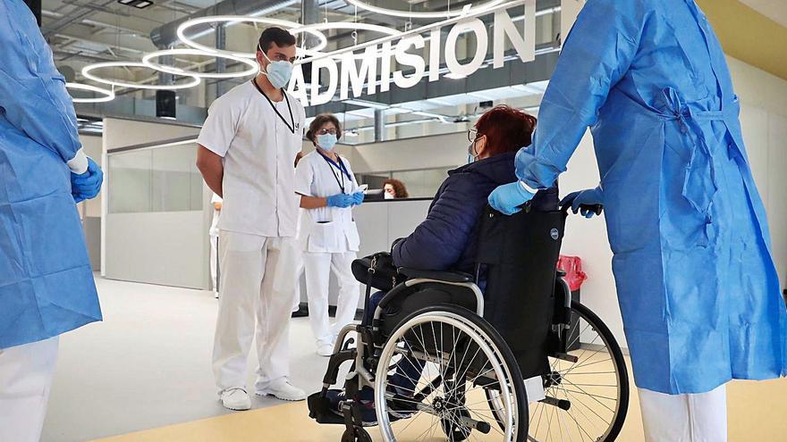 Baja la incidencia acumulada y la ocupación hospitalaria en 7 días
