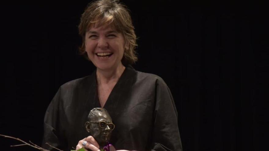Marta Marín-Dòmine guanya l'Amat-Piniella amb una narració sobre l'errància