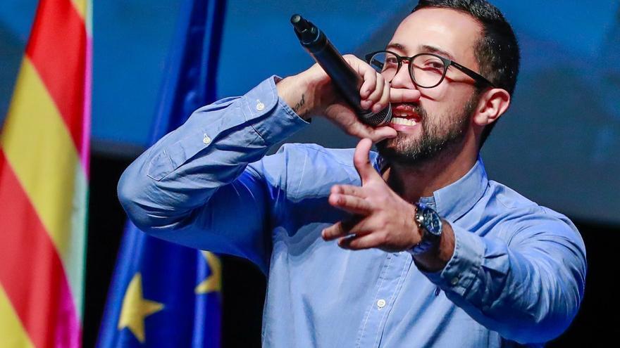 Bélgica frena la posibilidad de extraditar al rapero Valtònyc