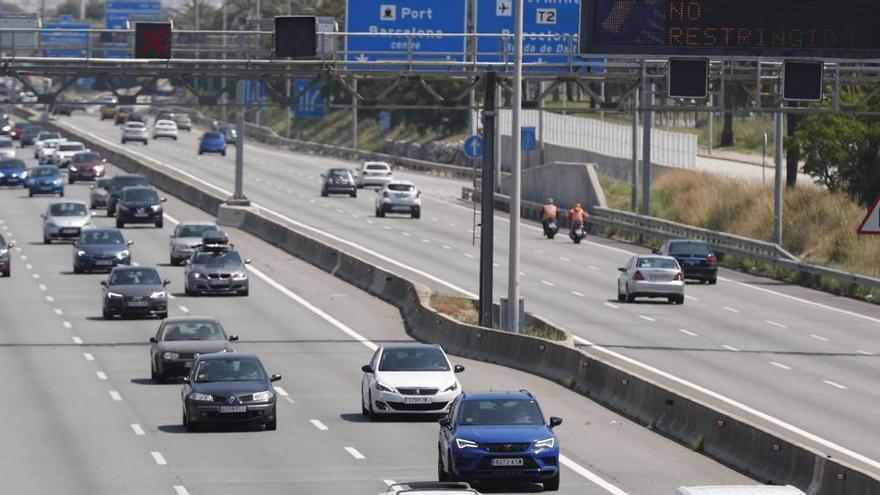 Más de 1.300 radares vigilarán las carreteras en una 'operación salida' distinta