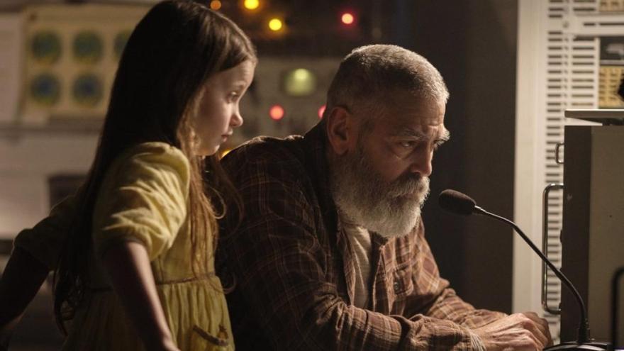 """George Clooney: """"'Cielo de medianoche' es una película muy esperanzadora"""""""