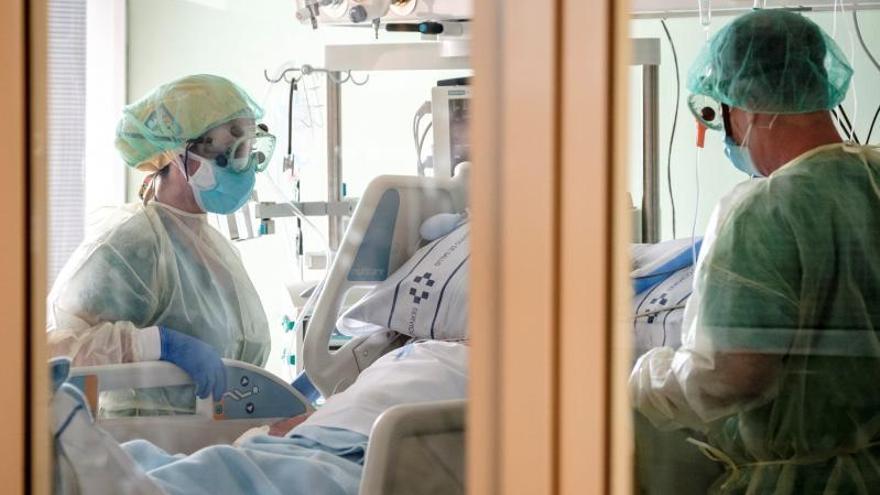 La presión crece en el Insular con la llegada de pacientes menores de 40
