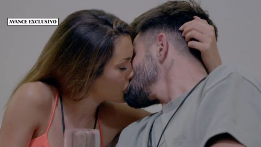 """'La última tentación' avanza el beso de Isaac y Bela en Villa Luna: """"No te puedo aguantar ni la mirada"""""""