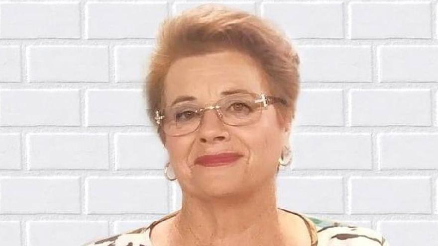 Antonia Navarro, la empresaria fallecida el pasado mes de diciembre.