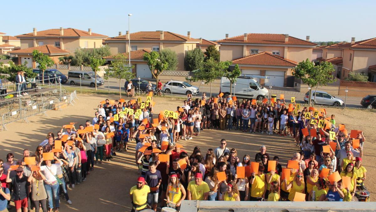 La comunitat educativa vilafantenca ha reclamat en diverses ocasions l'institut.
