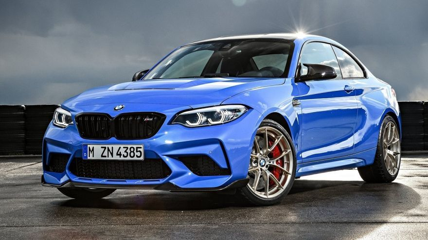 Probamos el BMW M2 CS, un deportivo de los que ya no quedan