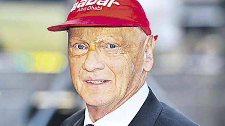 Niki Lauda ofrece cien millones de euros por una cuarta parte de Air Berlin