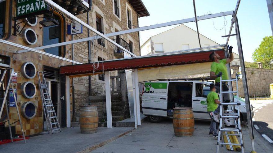 Las restricciones destruyen uno de cada diez empleos de Navidad en Zamora