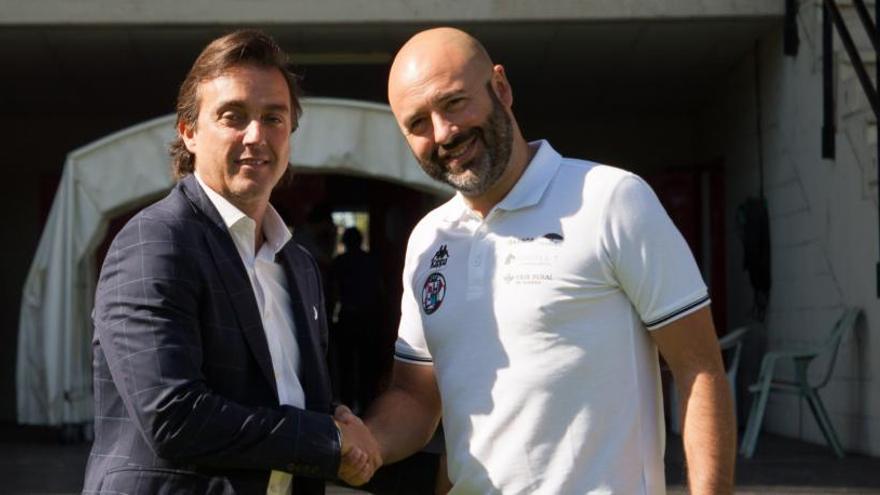 El Zamora CF hace oficial la renovación de Movilla