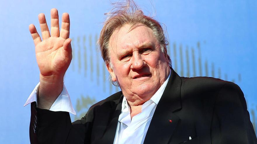 Gérard Depardieu, investigado por violación y agresión sexual