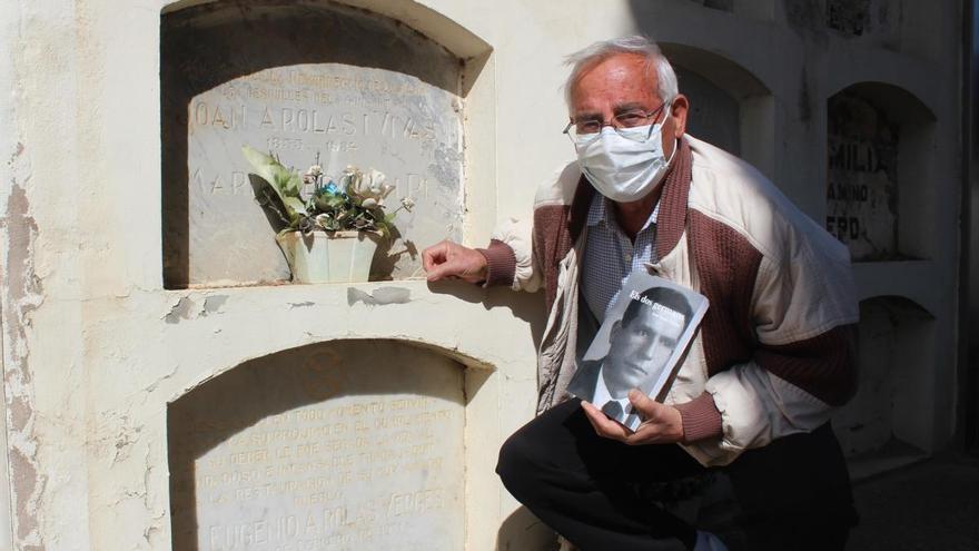 Joan Vergés treu a la llum el crim de l'alcalde de Llers