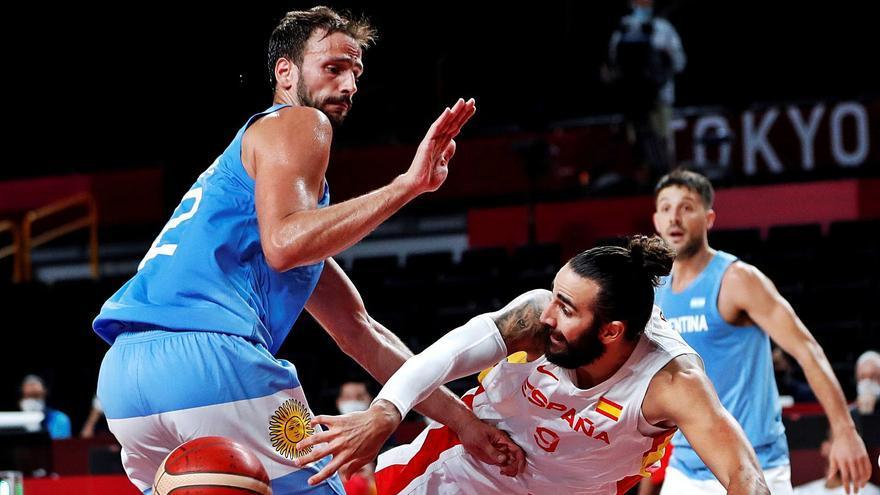 España se abre paso hacia el podio