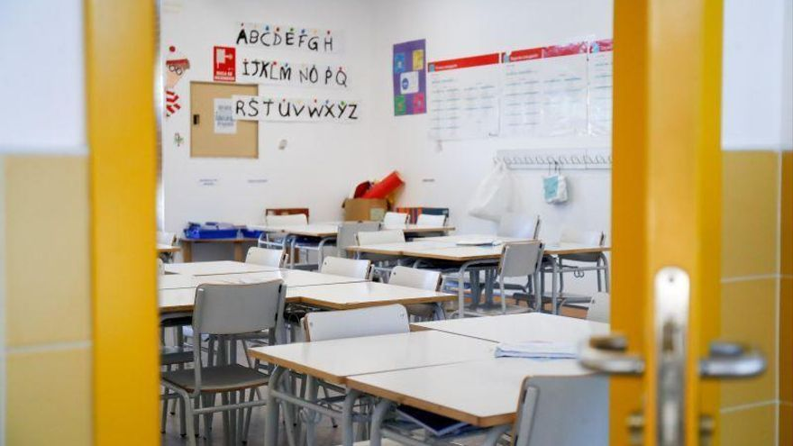 Las aulas aragonesas recuperarán la presencialidad total el próximo curso