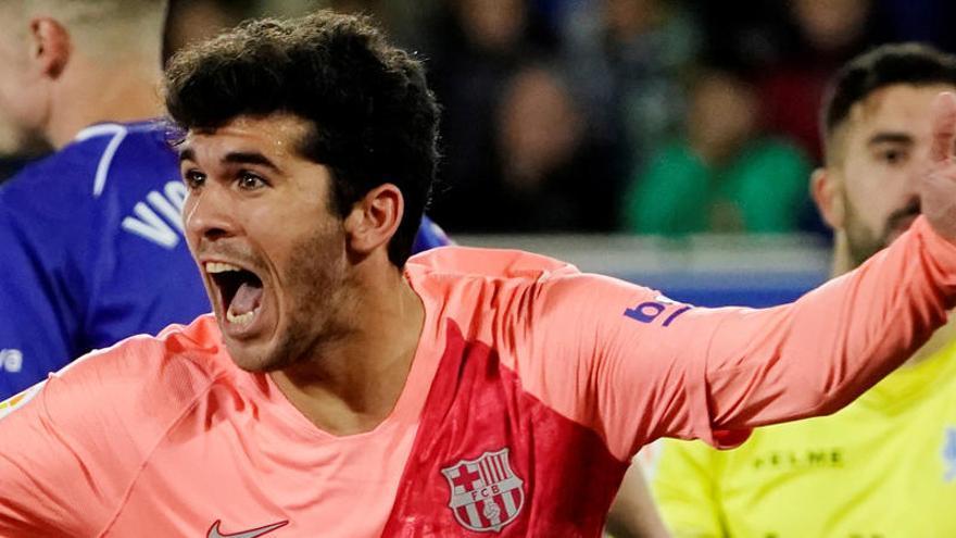 Lo que pide el Barça por Aleñá
