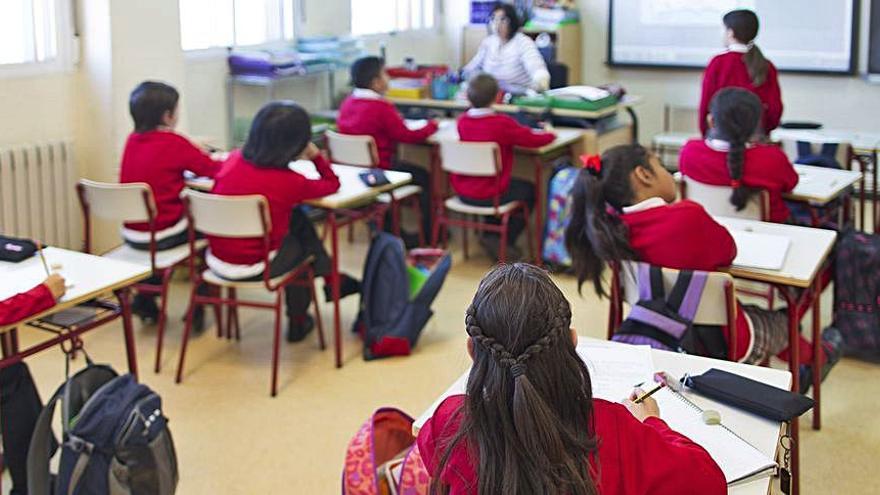Al 19% de los alumnos con necesidades educativas de Mallorca les ha afectado la semipresencialidad
