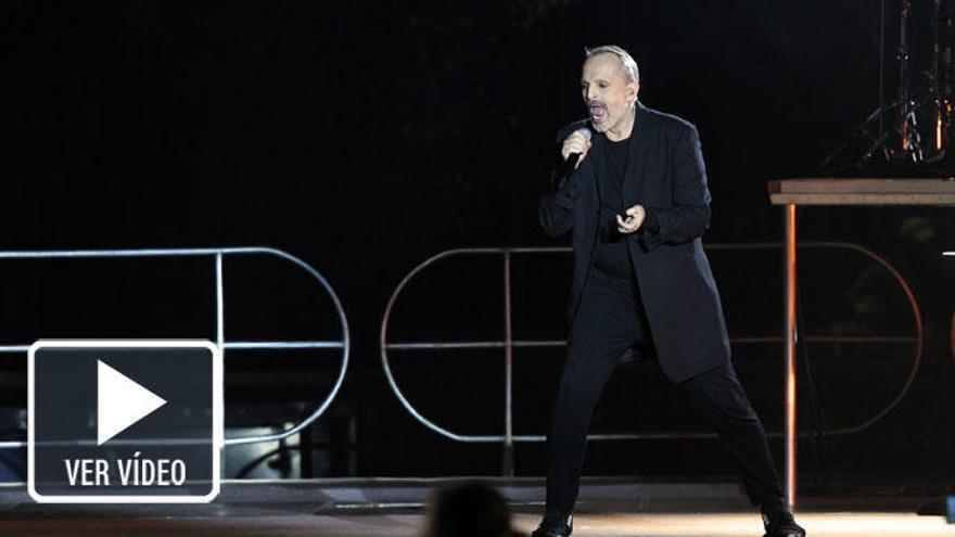'Amiga', la canción que Miguel Bosé le dedica a Bimba