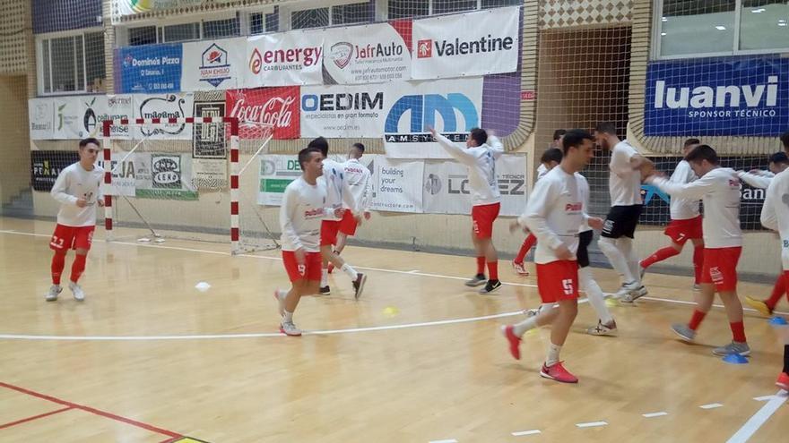 Meritorio empate del Bujalance en Jaén