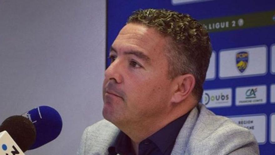 David Vizcaíno, objetivo del Córdoba CF para su dirección deportiva