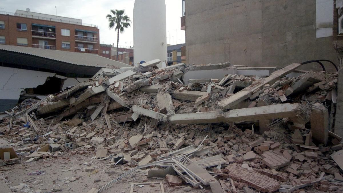 Terremotos Lorca