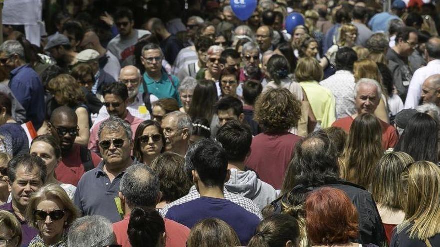 La población cordobesa aumenta en 433 personas en medio año