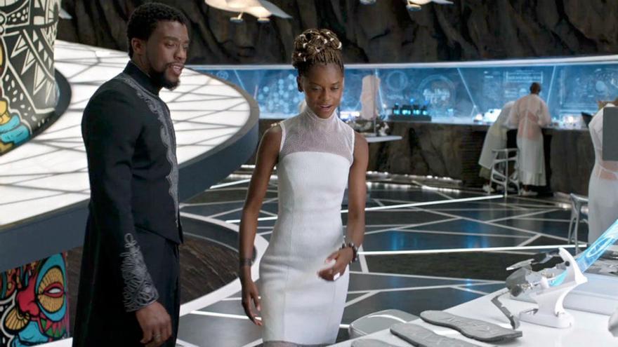 Estas son las opciones de Marvel para el futuro de 'Black Panther 2'  tras la muerte de Chadwick Boseman