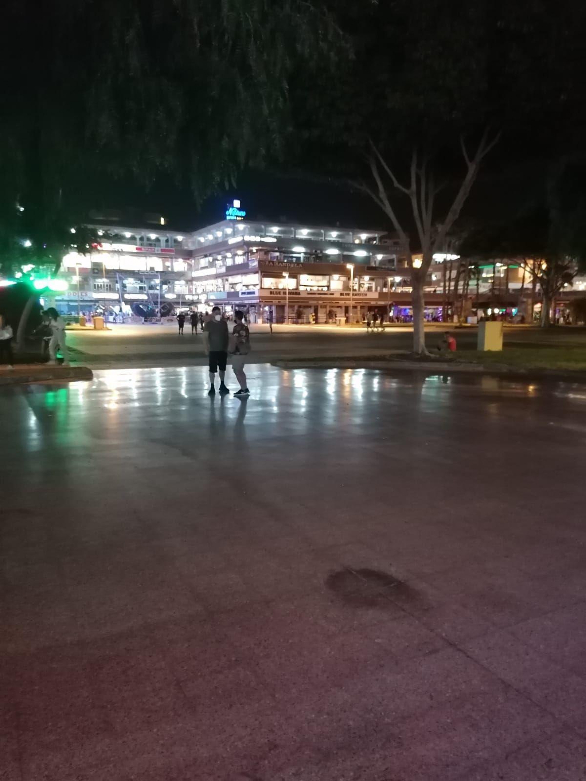 Sábado noche tranquilo en el Sur, Gran Canaria