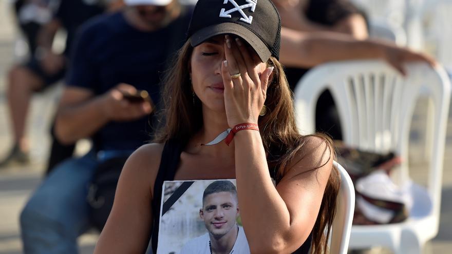 Beirut sale a la calle para pedir justicia por los muertos en la explosión de 2020