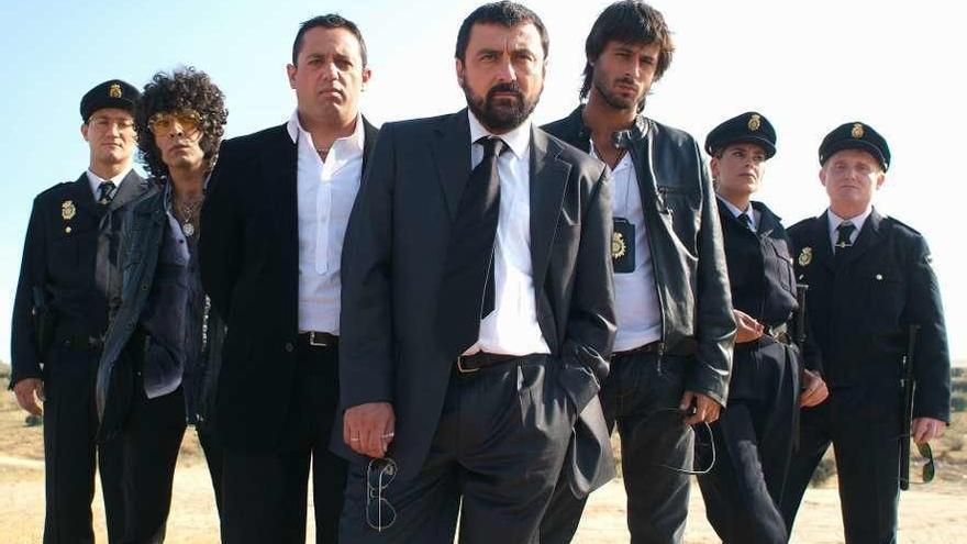 La serie 'Los hombres de Paco' regresará a Antena 3 con parte del reparto original