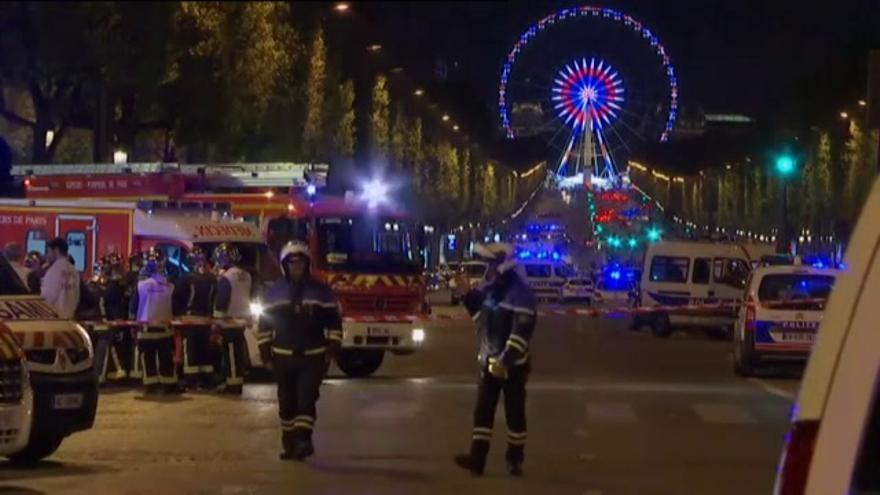 Un atentado en París sacude la campaña electoral francesa