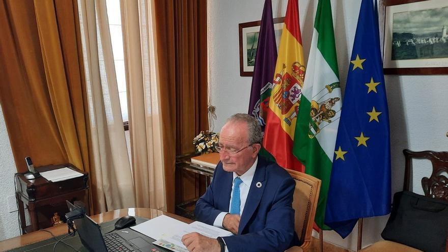 De la Torre apoya la candidatura de Sevilla como incubadora de la ESA y de Granada para acelerador IFMIF-Dones