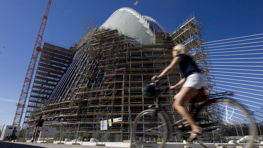 Ya es oficial la propuesta de instalar un CaixaFórum en el edificio del Ágora